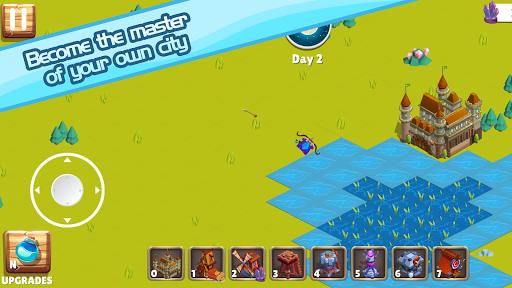Empire vs Zombie - Free Casual Tower Defense Games  screenshots 1