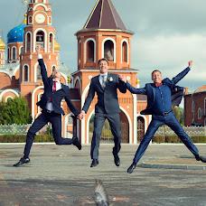 Wedding photographer Nataliya Burmistrova (bel4onok). Photo of 07.10.2016