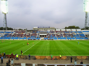 Photo: 14/09/06 v Luch Energy Vladivostok (Prim'er Liga at Moscow Dynamo FC) 2-1 - contributed by Dave DJ Johnston