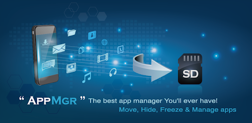 AppMgr III (App 2 SD, Hide and Freeze apps) - Apps on Google