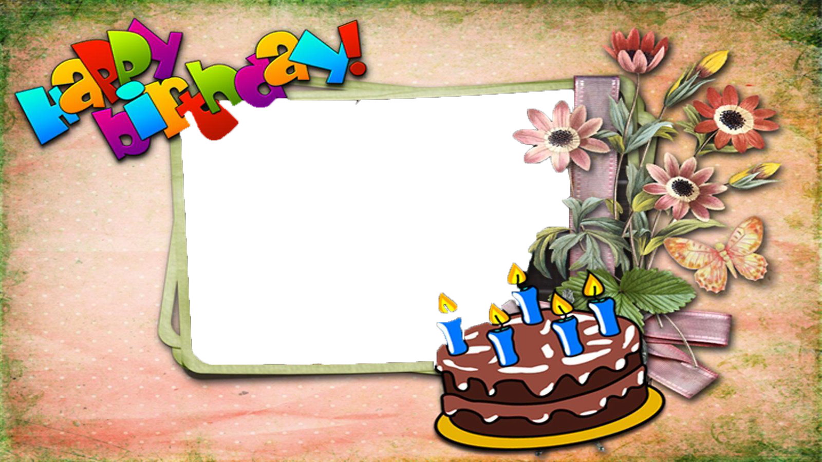 Birthday Photo Frame – Android Apps on Google Play