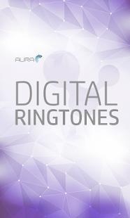 Digitální vyzvánění - náhled