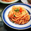 flying fish roe, japanese, pasta, recipe, Roe, sauce, tobiko, Umeboshi