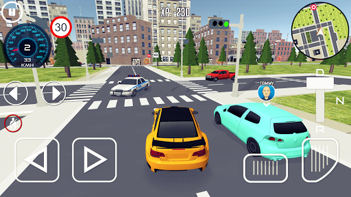 Driving School 3D 20180216 screenshots 4