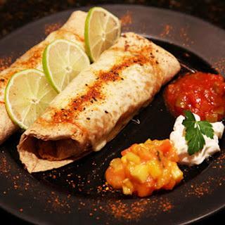 Tilapia Burrito