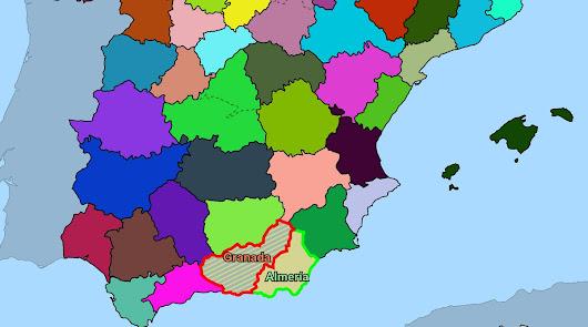 Almería conquista Granada: así es la Guerra Civil que se libra en internet
