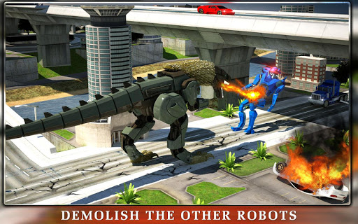 Dino Robot Transformation  screenshots 10