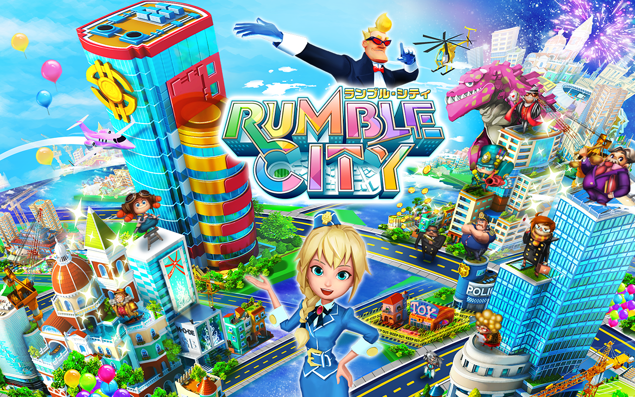 ランブル・シティ(Rumble City)- screenshot