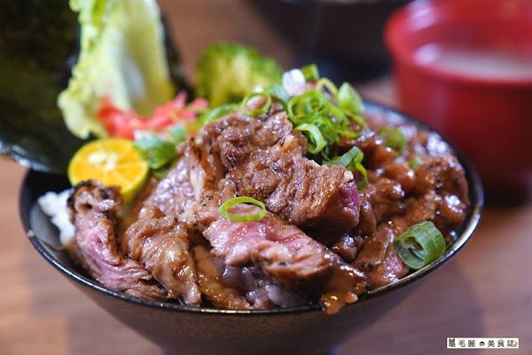 牛丁次郎坊x深夜裡的和魂燒肉丼 新店店