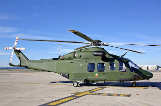 Photo: Agusta Bell AB139 - Irish Army Air Corps