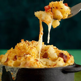 Chorizo and Pimiento Mac and Cheese