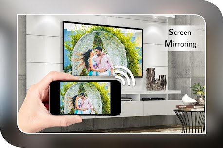 Screen Mirroring with TV : Mobile Screen to TV App Latest Version  Download For Android 5