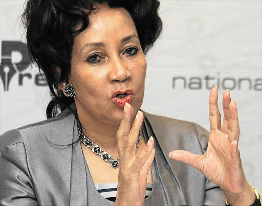 Government 'to buy all JoJo tanks in SA' to fight Covid-19: Lindiwe Sisulu - TimesLIVE