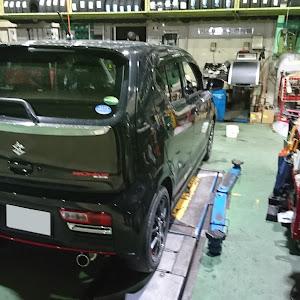 アルトワークス HA36S 2WDのタイヤのカスタム事例画像 チロルさんの2019年01月13日00:10の投稿