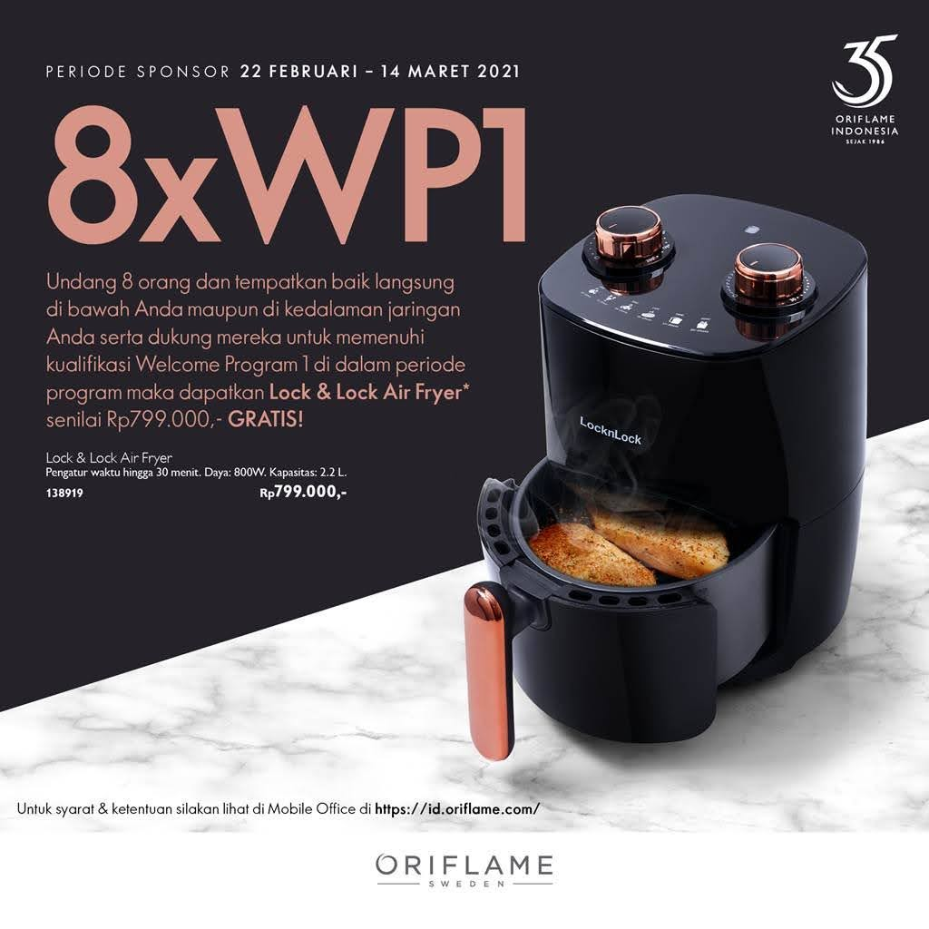 Lock&Lock Air Fryer