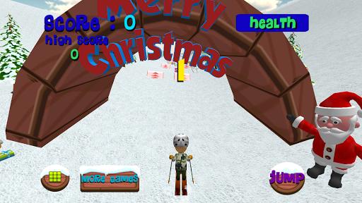 Ski Sim: Christmas