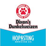 Hop And Sting Dixon's Dunkelweizen