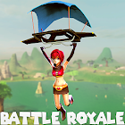 Battle Royale Fort Survival Craft Mobile icon