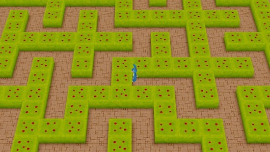 Rabbit Maze 3D- screenshot thumbnail