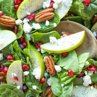 Salad With Dried Cranberries And Pecans Recipes.