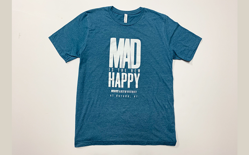 MAD is Happy - Teal