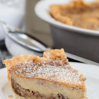 Raisin Custard Pie Recipes