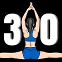 Split Workout-Split in 30 Days icon