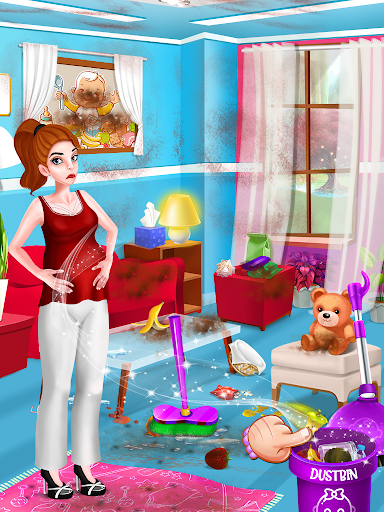Mommy & Baby Care Games apkpoly screenshots 1