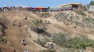 Imagen de archivo de una prueba de Motocross.