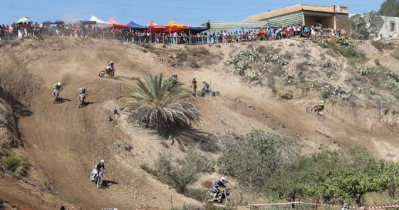 Viabilidad al proyecto para un circuito de motocross en un paraje de Turrillas