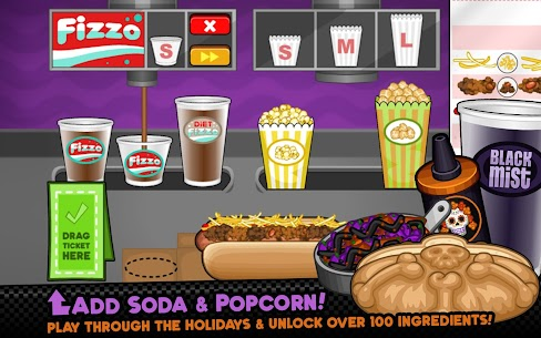 Descargar Papa's Hot Doggeria HD para PC ✔️ (Windows 10/8/7 o Mac) 4