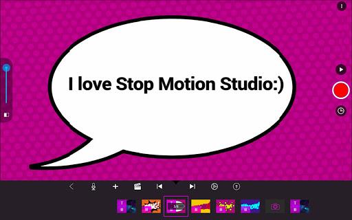 Stop Motion Studio Pro  screenshots 12