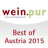 wein.pur Best of Austria 2015