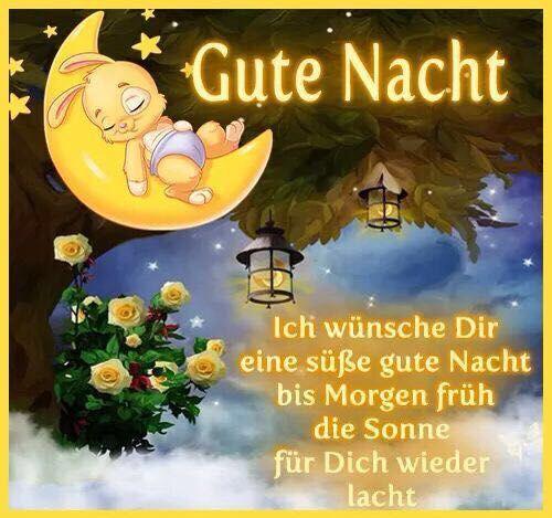 Nacht whatsapp gute gute nacht