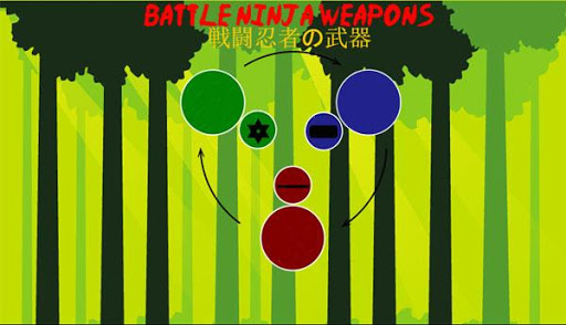 Ninja Weapons Battle