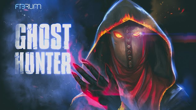 Ghost Hunters: VR-AR game APK screenshot thumbnail 1
