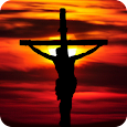 Jesus on the cross Pro Live Wallpaper apk