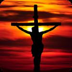 Jesus on the cross Pro Live Wallpaper Icon