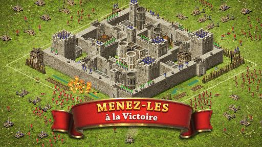 Télécharger Stronghold Kingdoms: Sim de Château APK MOD (Astuce) screenshots 4