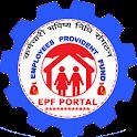 EPF Portal, PF Check Withdrawal, KYC UAN, Passbook icon