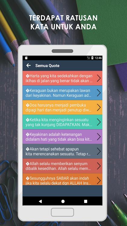Kata Mutiara Islami Sejuk Android تطبيقات Appagg