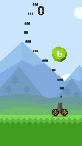 Ball Blast Android App Screenshot