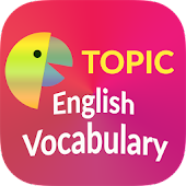 English vocabulary by Topics & TOEIC vocabulary