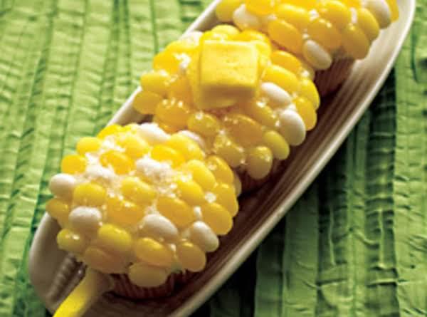 Corn On The Cob Cupcakes Recipe