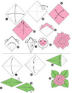 Origami flower tutorials apps on google play screenshot image mightylinksfo