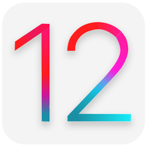 iOS 12  Icon Pack