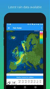 Rain Radar 9