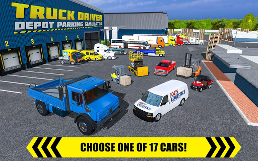 Truck Driver: Depot Parking Simulator 1.1 screenshots 15