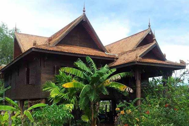 Passer une nuit chez l'habitant à Siem Reap