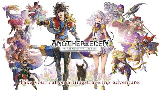 Another Eden [Mod] Apk - Vượt không gian, thời gian